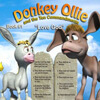 Donkey Ollie Children's Book